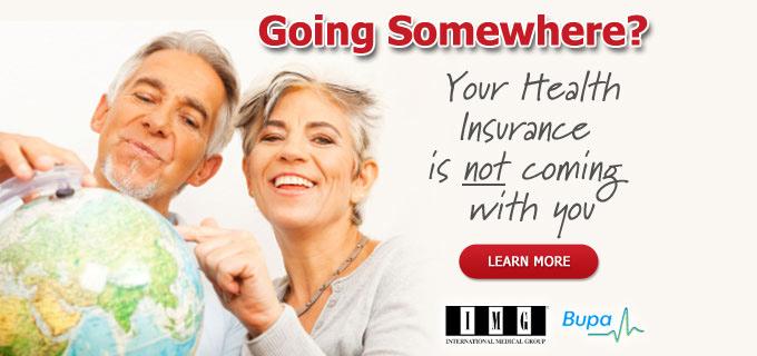 International Major Medical Health Insurance