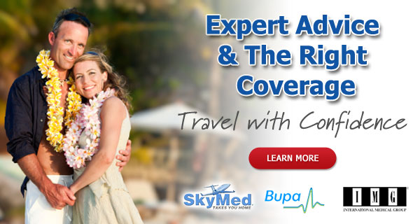 Medical Travel Insurance